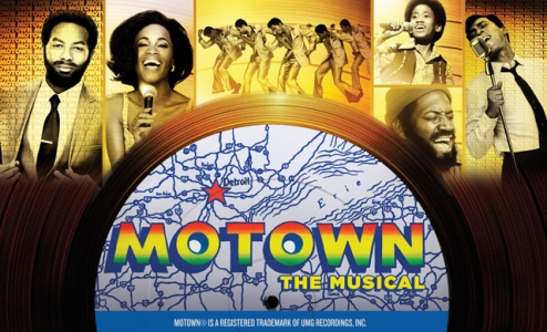 Motown - The Musical at Orpheum Theatre Minneapolis
