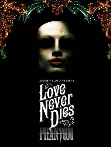 Love Never Dies at Orpheum Theatre Minneapolis