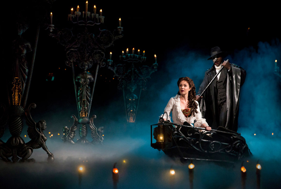 Phantom of The Opera at Orpheum Theatre Minneapolis