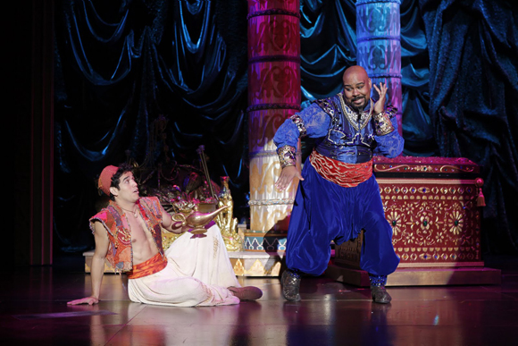 Aladdin at Orpheum Theatre Minneapolis