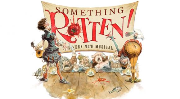 Something Rotten at Orpheum Theatre Minneapolis