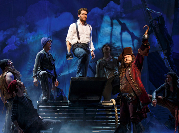 Finding Neverland at Orpheum Theatre Minneapolis