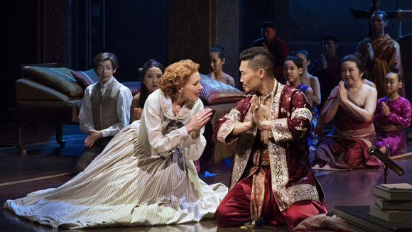 Rodgers & Hammerstein's The King and I at Orpheum Theatre Minneapolis