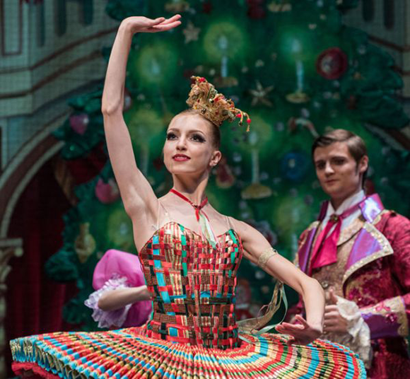 Moscow Ballet's Great Russian Nutcracker at Orpheum Theatre Minneapolis