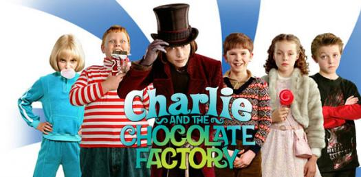 Charlie and The Chocolate Factory at Orpheum Theatre Minneapolis