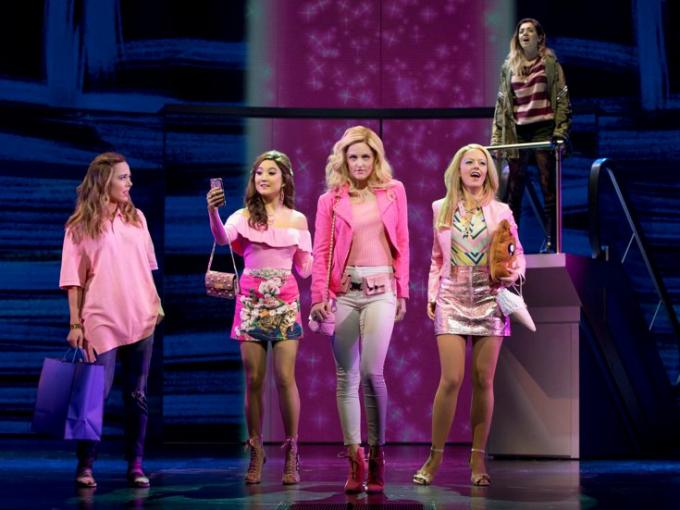 Mean Girls at Orpheum Theatre Minneapolis