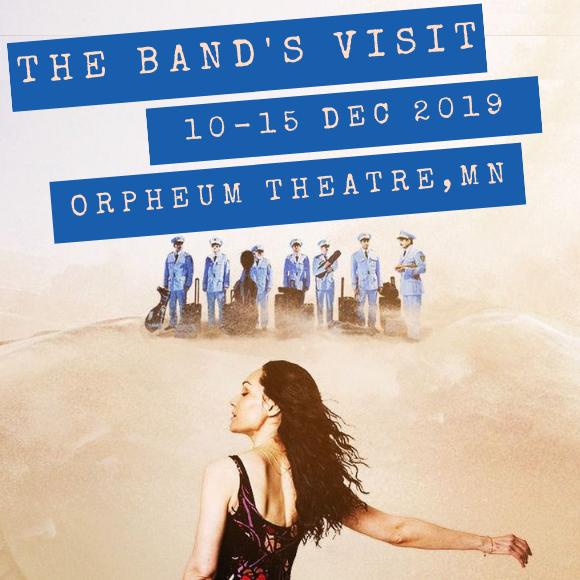 The Band's Visit at Orpheum Theatre Minneapolis