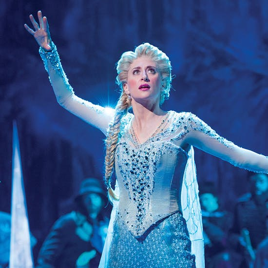 Frozen - The Musical at Orpheum Theatre Minneapolis