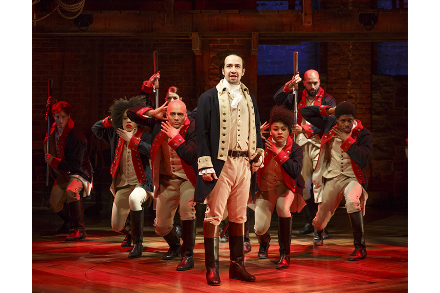 Hamilton [CANCELLED] at Orpheum Theatre Minneapolis