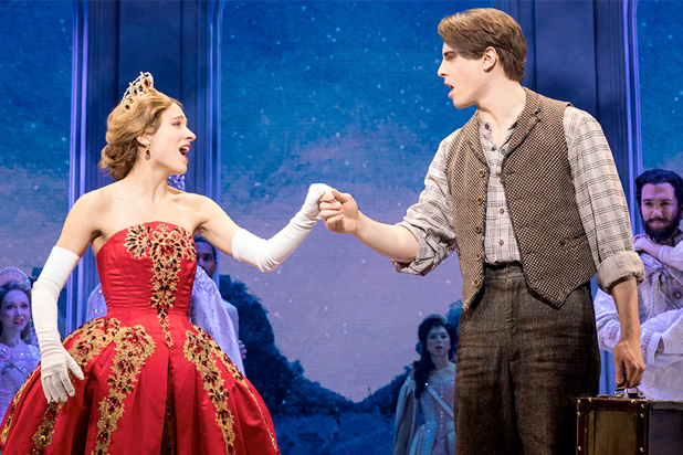 Anastasia at Orpheum Theatre Minneapolis