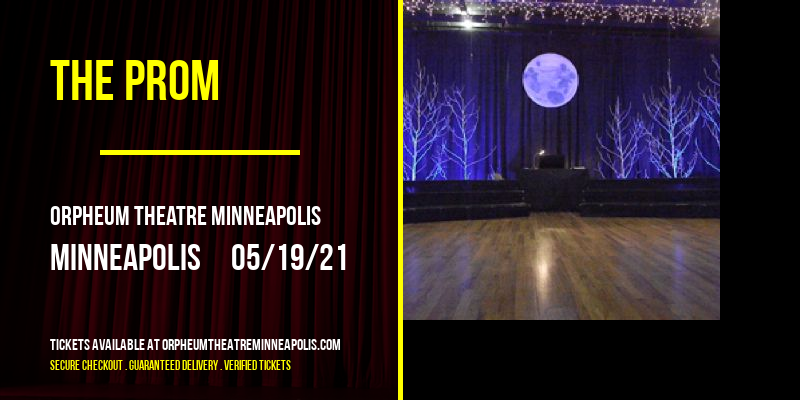 The Prom at Orpheum Theatre Minneapolis