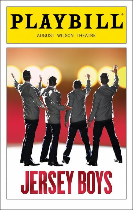 Jersey Boys at Orpheum Theatre Minneapolis