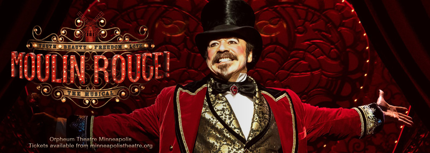 Moulin Rouge Musical Tickets