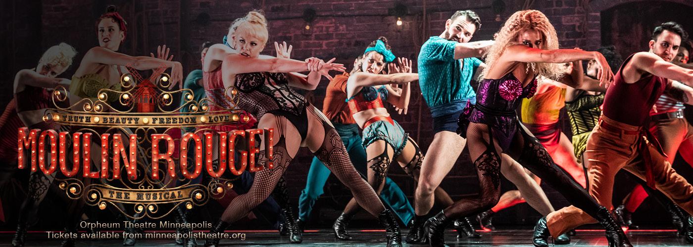 Moulin Rouge Orpheum Theatre